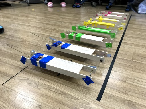 Everyone's mousetrap cars